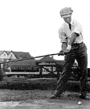 Stewart Maiden - Image: Stewart Maiden, golfer