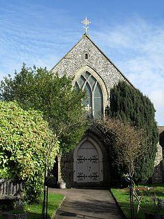 Steyning Methodist Church Church in West Sussex , United Kingdom