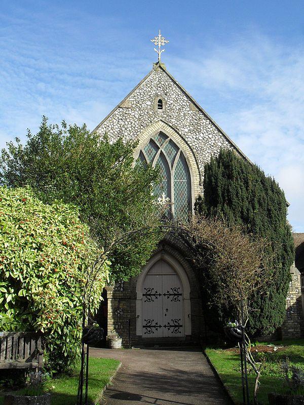 Delightful Church Organizations #1: 600px-Steyning_Methodist_Church%2C_Steyning.jpg