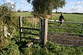 Stile to Dodleston from Moor Lane - geograph.org.uk - 460668.jpg