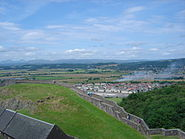 Stirling Castle external fortifications dsc06599