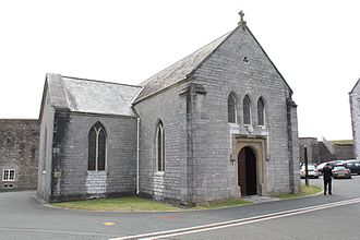 Royal Chapel of St Katherine-upon-the-Hoe - Image: Stkatherineupontheho e