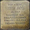 Stolperstein Köln, Gustav Jacob (Breite Straße 54-56).jpg