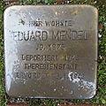 Stolperstein Straelen Venloer Straße 24 Eduard Mendel.jpg