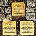 Stolpersteine Familie Frank - Aachen (2).JPG