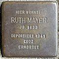 Stolpersteine Köln, Ruth Mayer (Am Markt 6).jpg
