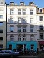 Stolpersteine Köln, Wohnhaus Merowingerstraße 50a.jpg