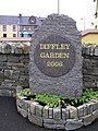 Stone, Diffley Garden - geograph.org.uk - 1391600.jpg