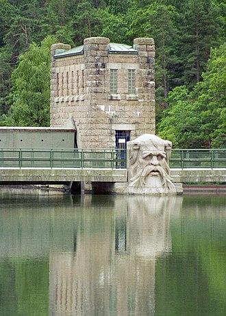 Carl Eldh - The Nix, Trollhättan, on the River Göta älv