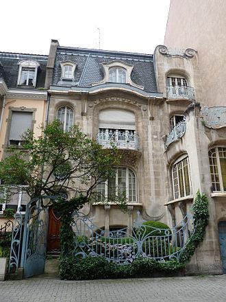 Hôtel Brion - Hôtel Brion in 2011