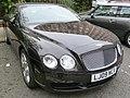 Streetcarl Bentley continental GTC (6437358363).jpg
