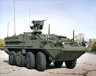 General Dynamics - Stryker