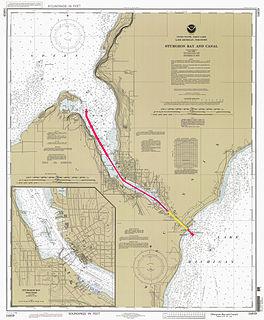 Sturgeon Bay Ship Canal