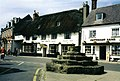 Sturminster Newton, the cross and the White Hart - geograph.org.uk - 525918.jpg