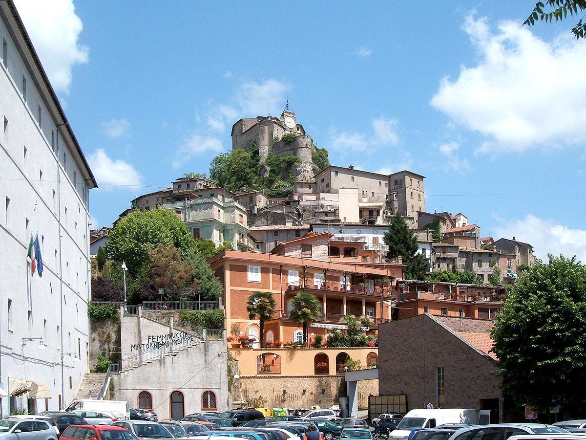Monte Porzio Catone Cosa Vedere subiaco, lazio - wikipedia