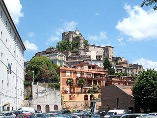 Subiaco, Lazio Comune in Lazio, Italy
