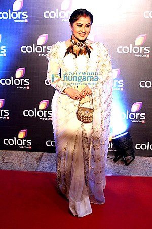 Sudha Chandran - Sudha Chandran at Colors annual bash in 2016