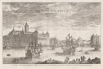 Tre Kronor (castle) - Image: Suecia 1 015 ; Tre kronor
