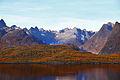 Summits behind Trollfjord, 2010 09.JPG