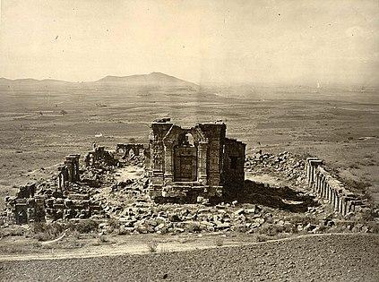 Sun temple martand indogreek