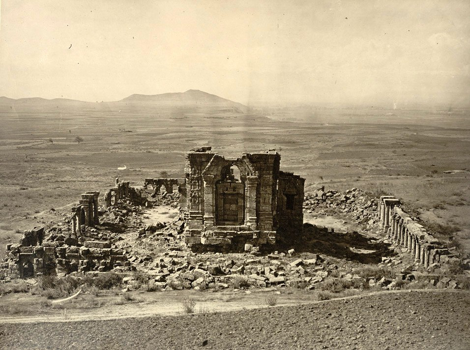 Sun temple martand indogreek