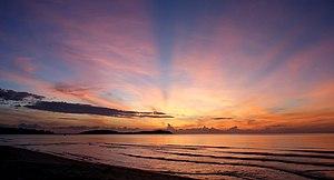 Sunrise thailand ko samui