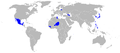 Supplementary member parallel voting countries.png