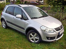 Image illustrative de l'article Suzuki SX4