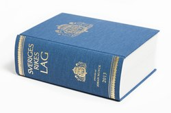 hur många lagar finns det i sverige