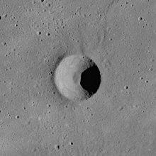 斯威夫特陨石坑