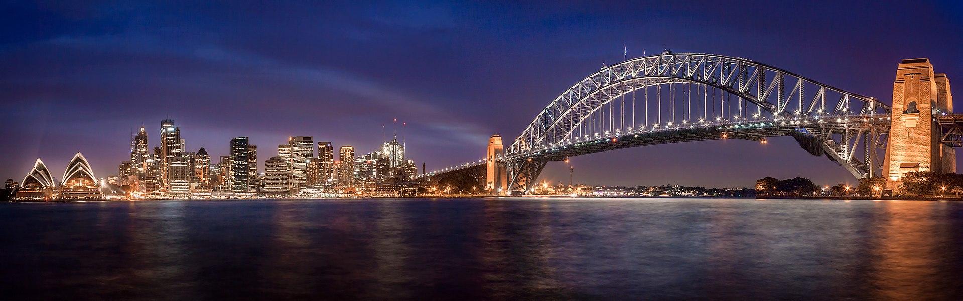 Sydney – Veduta