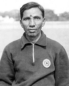 Syed Abdul Rahim, the most successful Indian coach for the national team Syed Abdul Rahim, India Football Coach.jpg