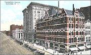 Syracuse 1920 vanderbilt sq