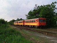 Szőreg állomás 37016 kijár Újszeged felé.JPG