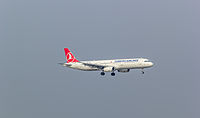 TC-JSB - A321 - Turkish Airlines