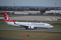 TC-JVL - B738 - Turkish Airlines