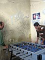 Table Football Club - west suburb of Nishapur near Shatita Mosque 29.JPG