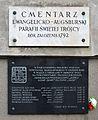 Tablica Batalion Zośka cmentarz ewangelicko-augsburski w Warszawie.JPG