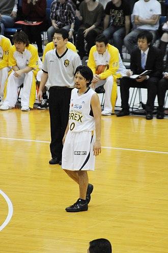 Yuta Tabuse - Yuta Tabuse at Link Tochigi Brex