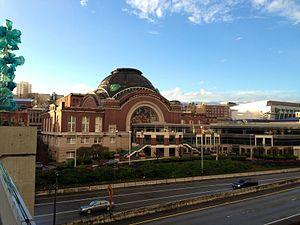 Union Station (Tacoma, Washington) - Image: Tacoma Union Station Outside