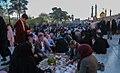 Tahvil-e Saal of Nowruz 2018 (1397 SH) in Fatima Masumeh Shrine, Qom (13961229400355636571772952160492 67859).jpg