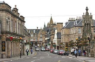 Tain town and royal burgh in the Highland council area of Scotland