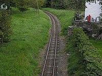 Talyllyn Railway east of Rhydyronen - geograph.org.uk - 1499703.jpg