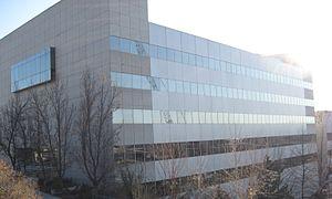 N. Eldon Tanner Building - Image: Tanner exterior