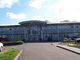 Tapton House - Tapton Park Innovation Centre