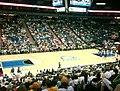 Target Center Lynx game 2010.jpg