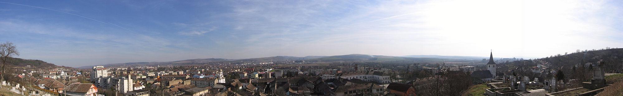 Tarnaveni-PanoramicView