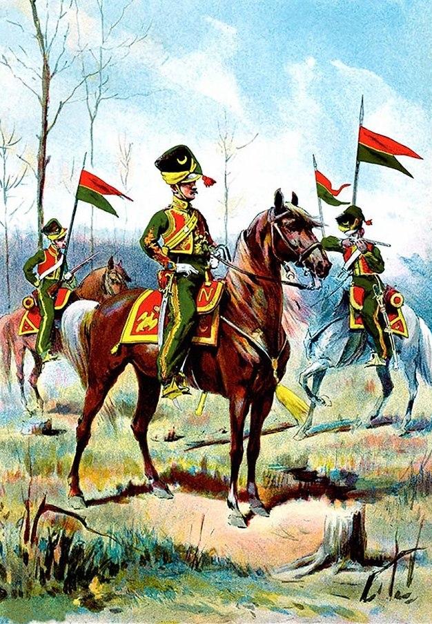 Tartares lituaniens en reconnaissance
