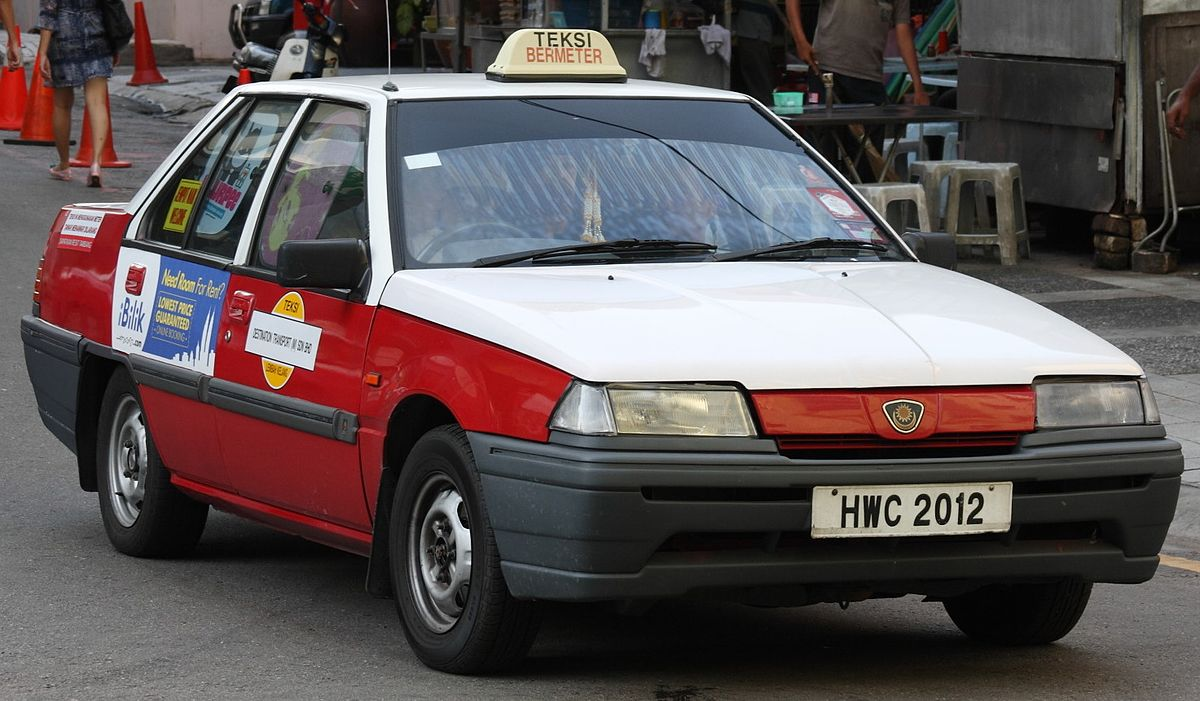 Old Toyota Models >> Taxicabs of Malaysia - Wikipedia