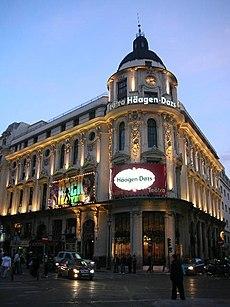 Teatro Calderón.